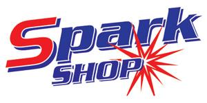 spark shop nz logo